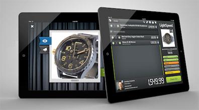 LightSpeed for iPad