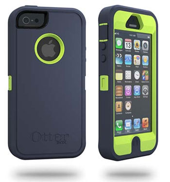 otter box iphone 5 new otterbox defender for iphone 5 macworks 15793