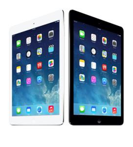 iPad Air at Austin MacWorks