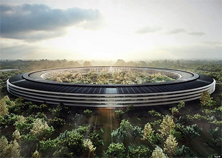 Apple Campus via Austin Macworks