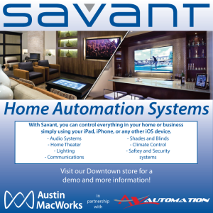 Savant Home Automation Systems