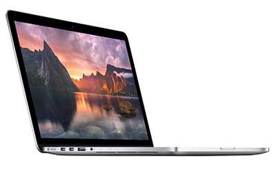 The New 13-inch Retina MacBook Pro