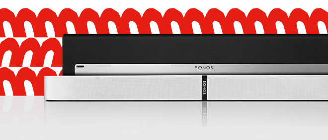 Get Sonos Playbar and PlayBase on sale now | Austin MacWorks