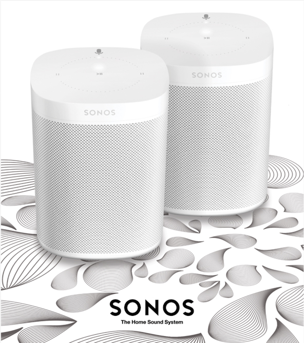 Take Advantage of our Sonos One Bundle and Save!