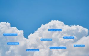 Messages in iCloud is a way of syncing your conversations in Messages via your iCloud account   AustinMacWorks.com