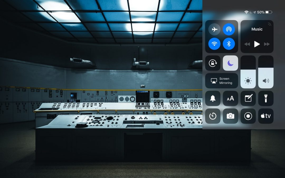 Apple Moved Control Center in iOS 12 on the iPad—Here's Where to Find It