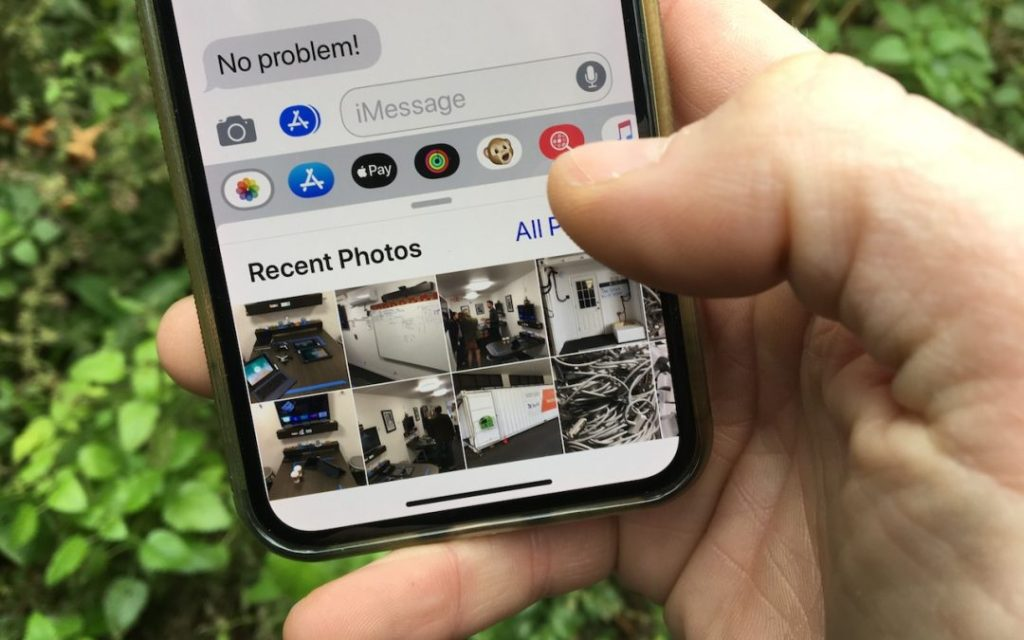 Check out these iOS12 changes to sending phots | AustinMacWorks.com