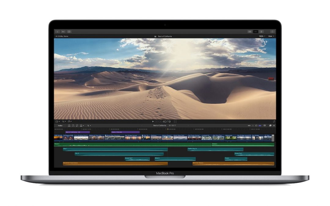Catching up with Apple in May: New MacBook Pros, New iPod touch, OS Updates