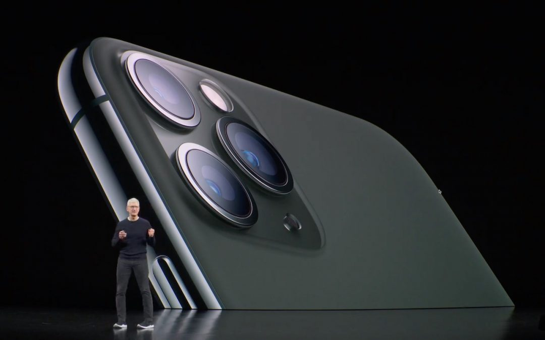 The Scoop on the New iPhone 11, Apple Watch Series 5, 7th-gen iPad, and Apple Services