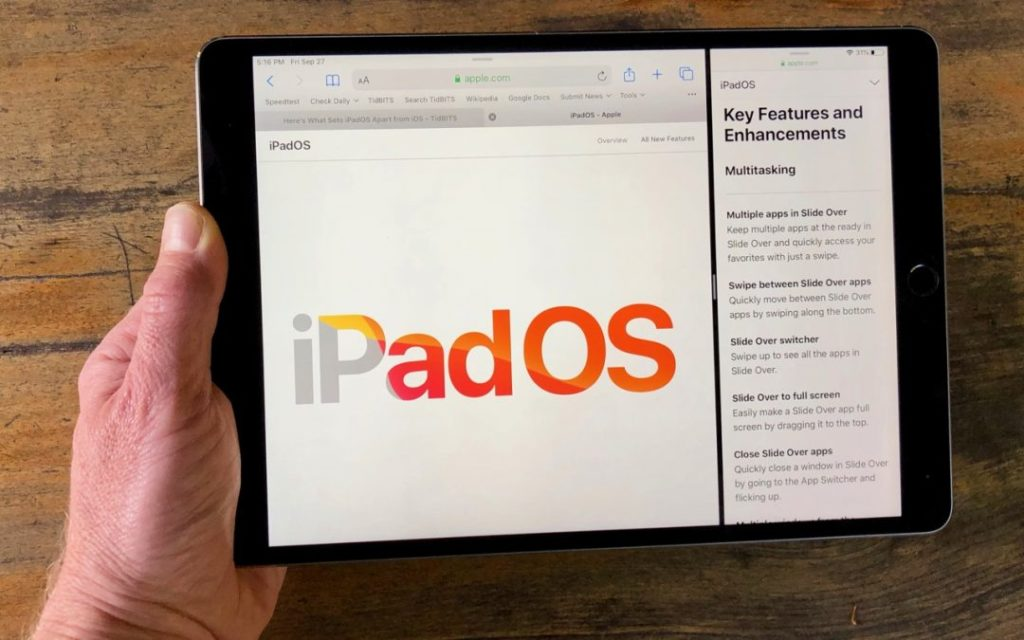 Read this article to learn all the ways you can use multiple apps at the same time on an iPad running the new iPadOS 13 | AustinMacWorks.com
