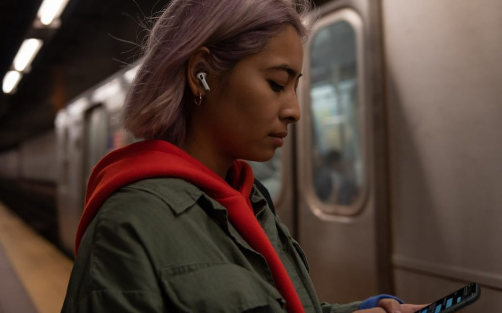 You might like the just-released AirPods Pro, which offer a new design with three sizes of soft, flexible, silicone ear tips and welcome new capabilities | AustinMacWorks.com