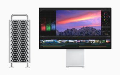 Apple Releases Redesigned Mac Pro and Pro Display XDR