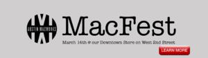 Join MacWorks for MacFest on March 14   AustinMacWorks.com