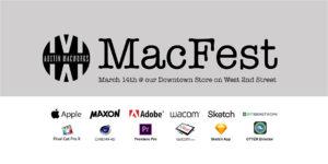 Join MacWorks for MacFest on March 14 | AustinMacWorks.com