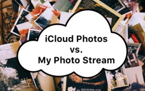 Apple provides two ways of moving photos from your iPhone to your Mac: iCloud Photos and My Photo Stream. Which should you choose? We run through the pros and cons of each | AustinMacWorks.com
