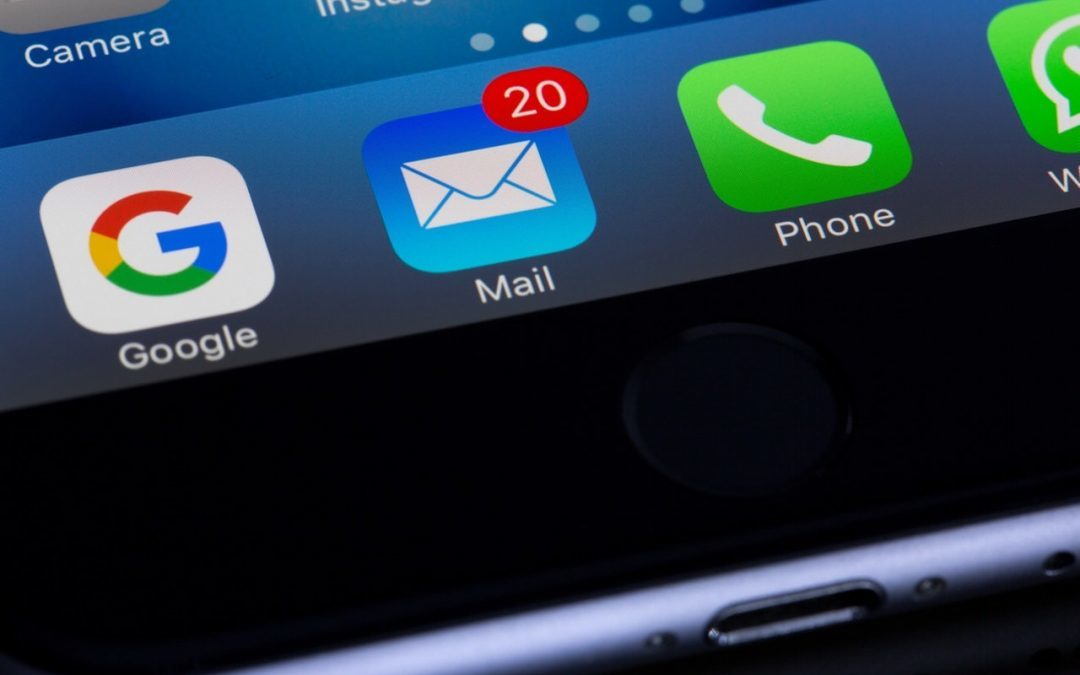 Upgrade to iOS 13.4 to Change Mail's Toolbar Interface