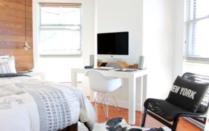 Working from home like the rest of us? Here's our advice on setting up a comfortable and effective workspace.   AustinMacWorks.com