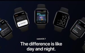 watchOS 7 is out, and once you upgrade your iPhone to iOS 14, check our favorite features, including Family Setup, sleep tracking, handwashing reminders, and a slew of new watch faces and complications. | AustinMacWorks.com