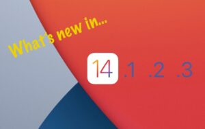 iOS 14 and iPadOS 14 came out a few months ago, but Apple has been busy since with feature-laden updates. Here's what you may have missed in the 14.1, 14.2, and 14.3 updates. | AustinMacWorks.com