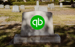We recommend you delete the QuickBooks app due to the fact that Intuit has stopped updating it. You can continue to access your account via browser. | AustinMacWorks.com